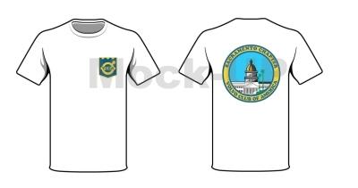 SacVCOA T-Shirt Design Mock-Up